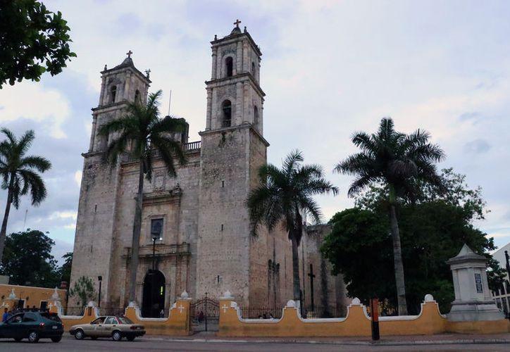 La iglesia de San Servacio, en Valladolid, tiene en su historia un capítulo sangriento que obligó a su destrucción y reconstrucción. (José Acosta/SIPSE)