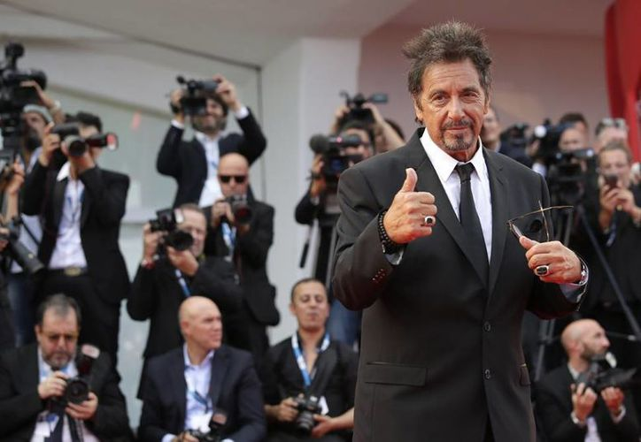 A sus 74 años, Al Pacino niega tener planes de retirarse. (AP)
