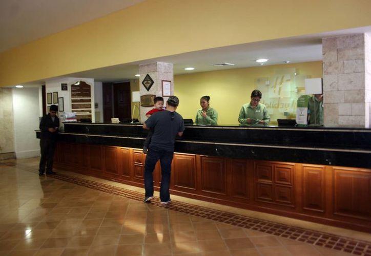 Reportan crecimiento en las percepciones hoteleras. (Milenio Novedades)