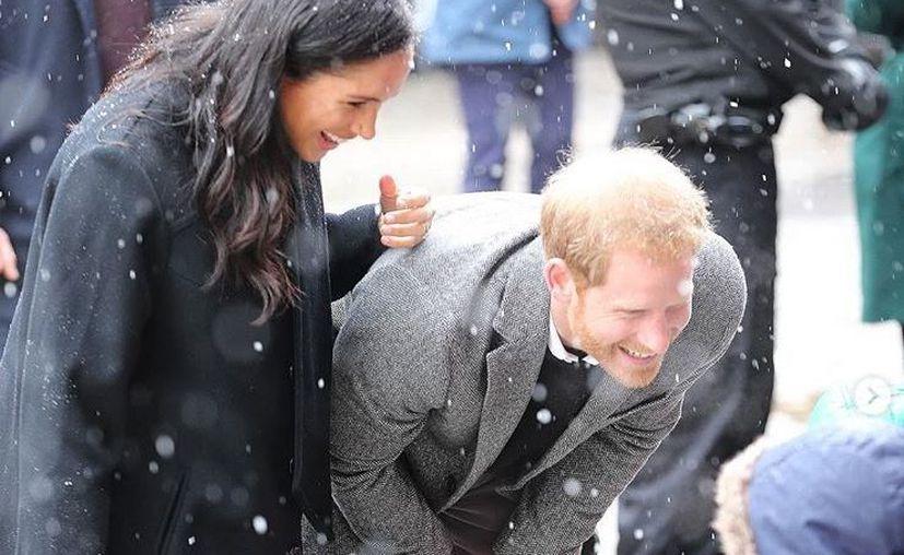 Meghan Markle y el príncipa Harry mantienen en secreto los detalles sobre el nacimiento de su bebé. (Instagram/theroyalfamily)