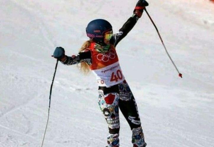Sarah Schleper se colocó en el puesto 39 de la competencia. (mediotiempo.com)