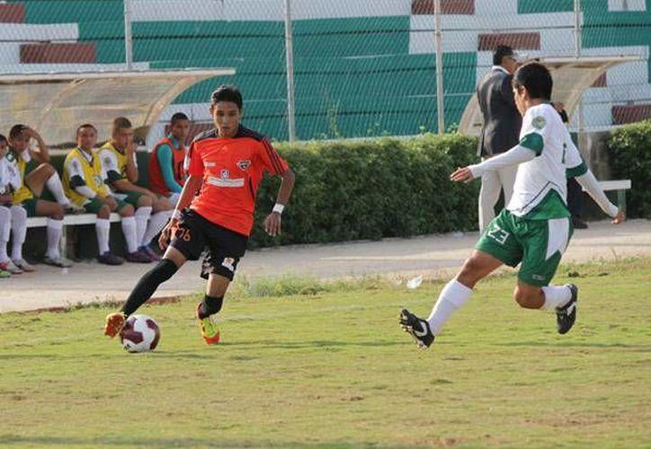 Tigrillos lleva 11 partidos disputados en el grupo uno. (Ángel Mazariego/SIPSE)