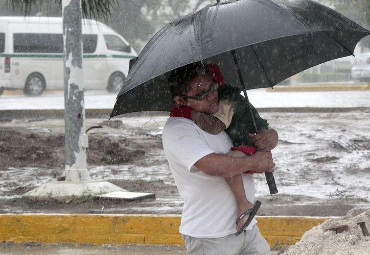 En el sur del Golfo de México se pronostican vientos con rachas de hasta 55 km/h. (Archivo/Notimex)