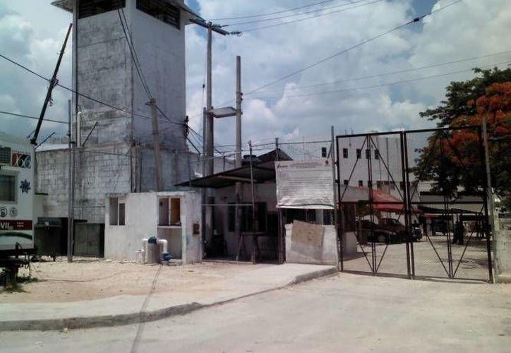 El acusado fue trasladado a la cárcel de Cancún. (Archivo/SIPSE)