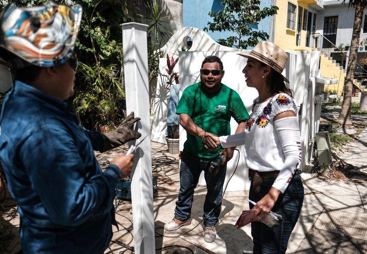 Marybel Villegas luchará para que todos los quintanarroenses puedan saber en qué gasta el dinero el Gobierno del Estado. (SIPSE)