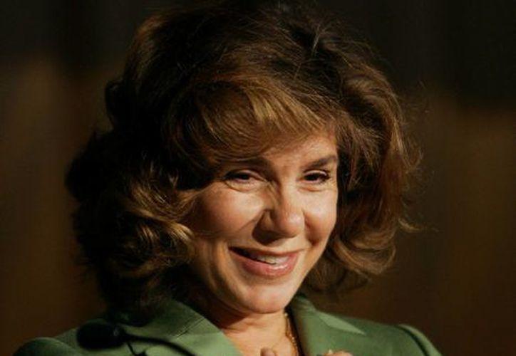 Teresa Heinz se casó con Kerry en 1995. (Agencias)
