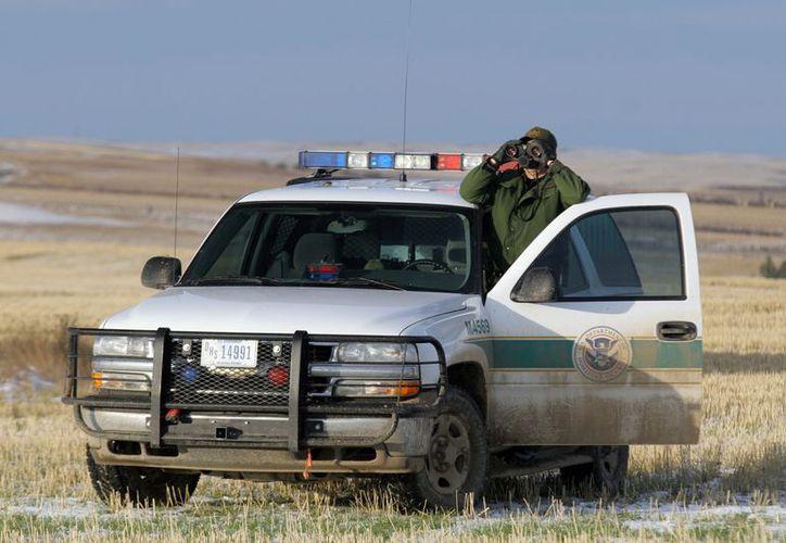 El año pasado la Patrulla Fronteriza capturó a cerca de 40 mil migrantes no mexicanos. (Agencias)