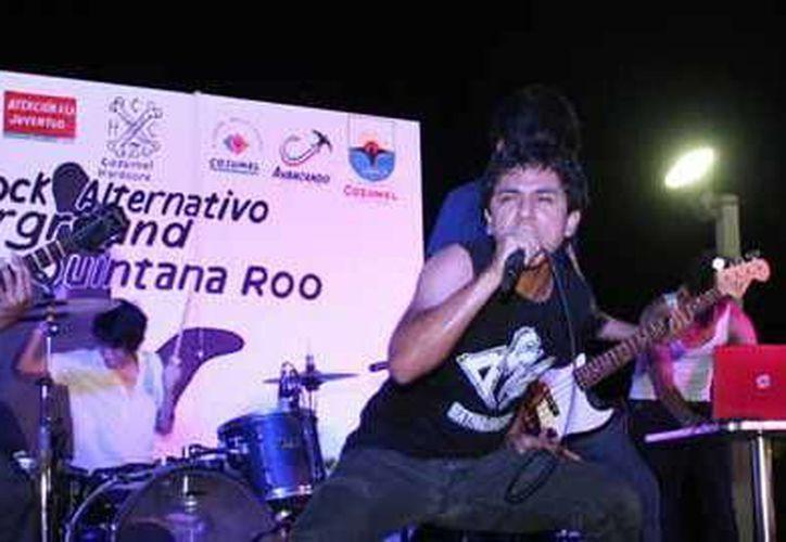 Durante el evento se presentarán diferentes grupos musicales juveniles. (Cortesía/SIPSE)
