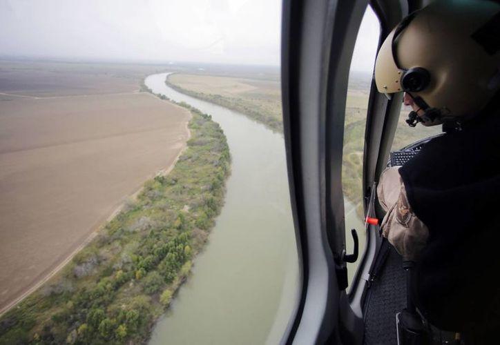 En la zona de Mission, Texas, es donde con mayor frecuencia se localizan cuerpos de inmigrantes que intentan llegar a Estados Unidos. (AP)