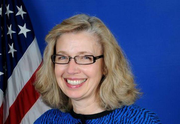 Christine Fox se había desempeñado hasta hace algunas semanas como jefa de Programación y Análisis Presupuestario del Departamento de Defensa. (defense.gov)