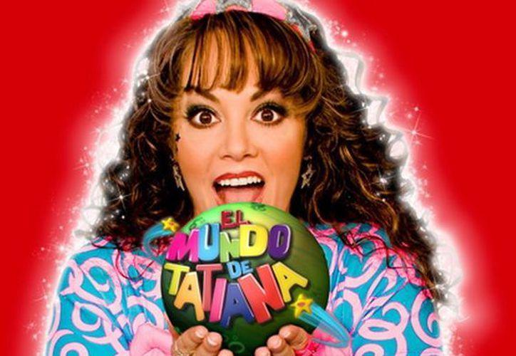 Tatiana cierra su gira del adiós en el Auditorio Nacional, el próximo 28 de abril. (tatiana.tv)
