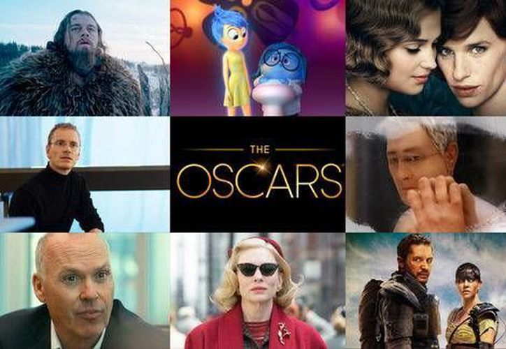 La entrega 88 del Oscar se llevará a cabo el próximo 28 de febrero. (Milenio Digital)
