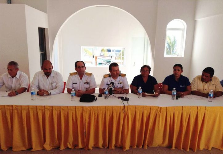 El programa de actividades se dio a conocer en una rueda de prensa. (Lanrry Parra/SIPSE)