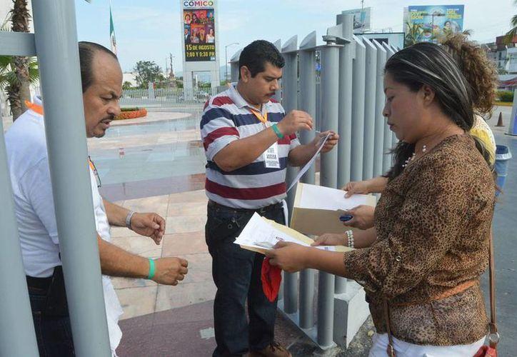 Los docentes realizaron una evaluación con base en la reforma y adición a los artículos tercero y 73 de la Constitución Política Mexicana, para garantizar la calidad en este nivel educativo. (Archivo/Notimex)