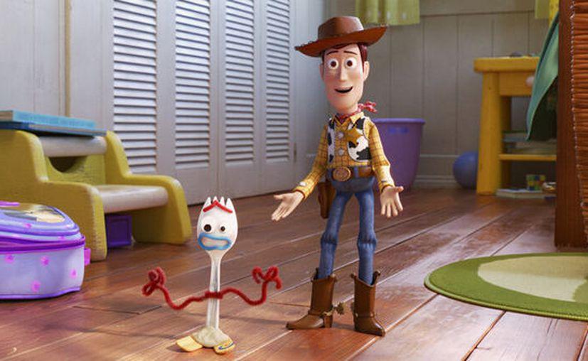 """Asimismo, """"Toy 4"""" es el cuarto mejor estreno histórico del cine animado en Estados Unidos. (Disney/Pixar v a AP)"""