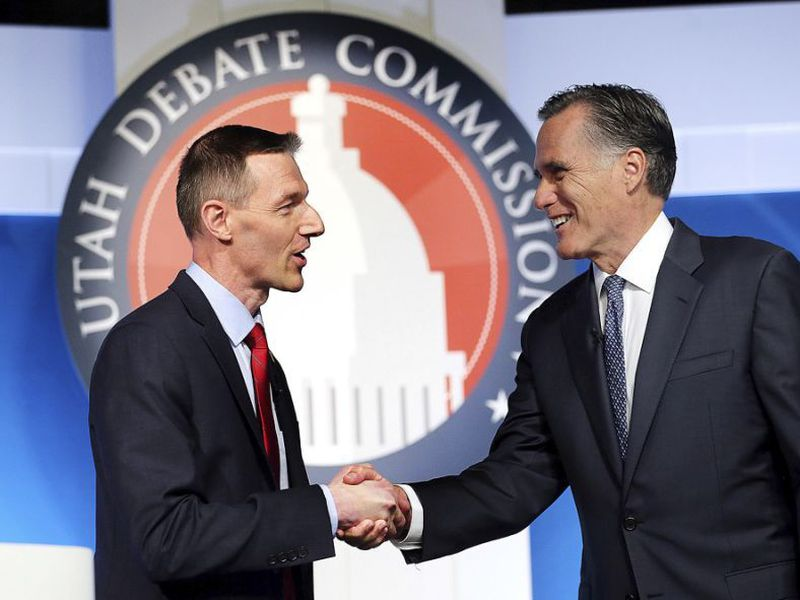 The facts: It's true that Romney signed an assault weapons ban. And it's also true it was a compromise. (AP)