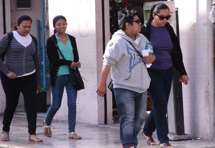 Para este sábado en Yucatán las temperaturas máximas se mantendrán entre 28 y 32 grados, mientras que las mínimas oscilarán entre 18 y 22 grados.  (SIPSE)