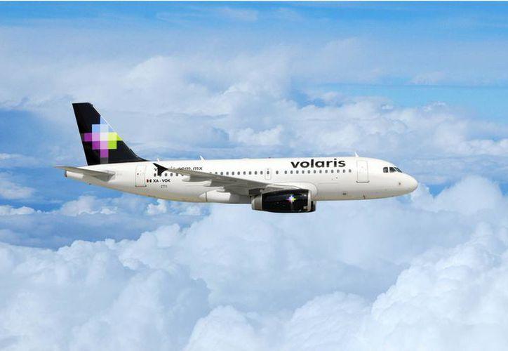 Al cierre del año 2015, la empresa Volaris tuvo una considerable alza en su movimiento de pasajeros. Fue del 22 % mayor en comparación a diciembre de 2014.  (viajavolaris.com)