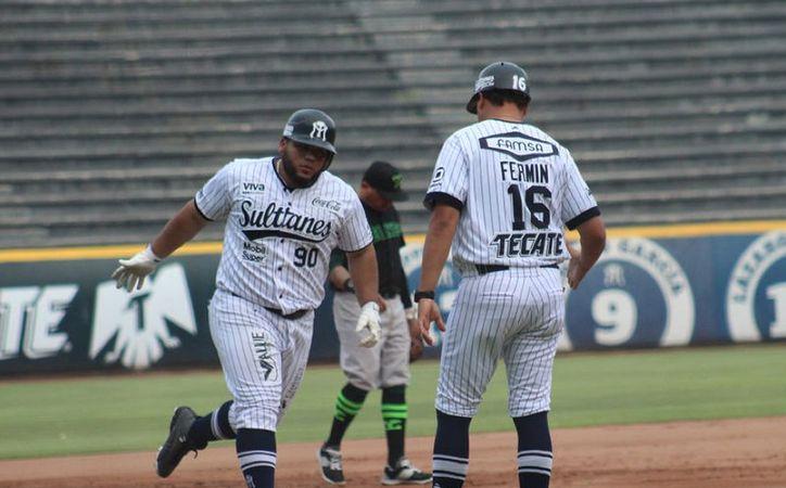 Leones de Yucatán cayó ante Sultanes de Monterrey, pero se llevó la serie. (Milenio Novedades)