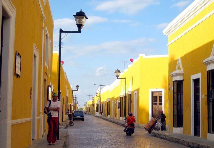 Izamal es uno de los Pueblos Mágicos de México. (Milenio Novedades)