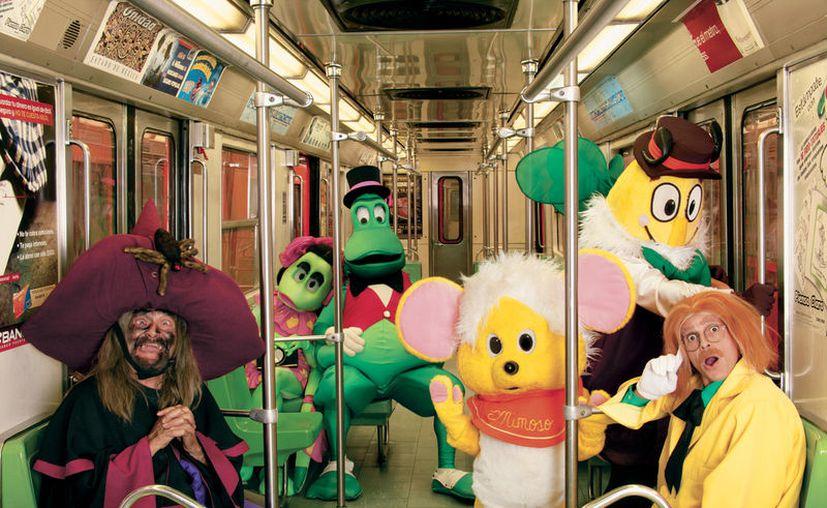 El remake de la serie infantil de los 80 Odisea Burbujas será transmitida en México y Latinoamérica. (Foto: Gabriela Saavedra)