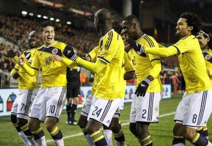 El conjunto colombiano cautivó al mundo entero después de tener brillantes actuaciones, sin embargo se enfrentarán al anfitrión Brasil por un pase a las semifinales. (Facebook)