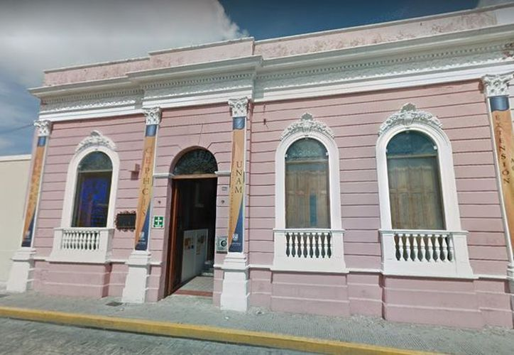 El Centro Cultural Santa Lucía de la UNAM. (Google Maps)