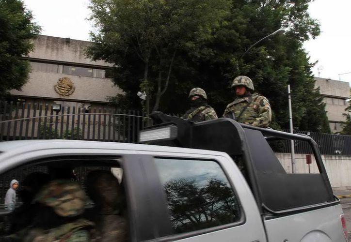 La CNDH pide modificar el Código de Justicia Militar para adecuarlo a la realidad del país. (Archivo/Notimex)