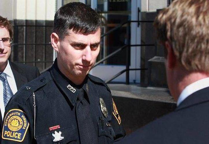 Stephen Rankin fue hallado culpable de la muerte del joven afroamericano William Chapman. (theguardian.com)