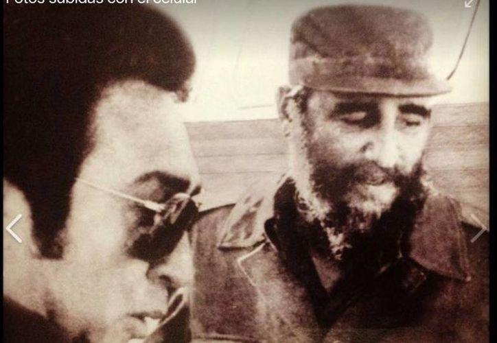 La primera vez que Fidel Castro visitó Quintana Roo, fue en el año de 1979. (Ernestina Mac Donald)