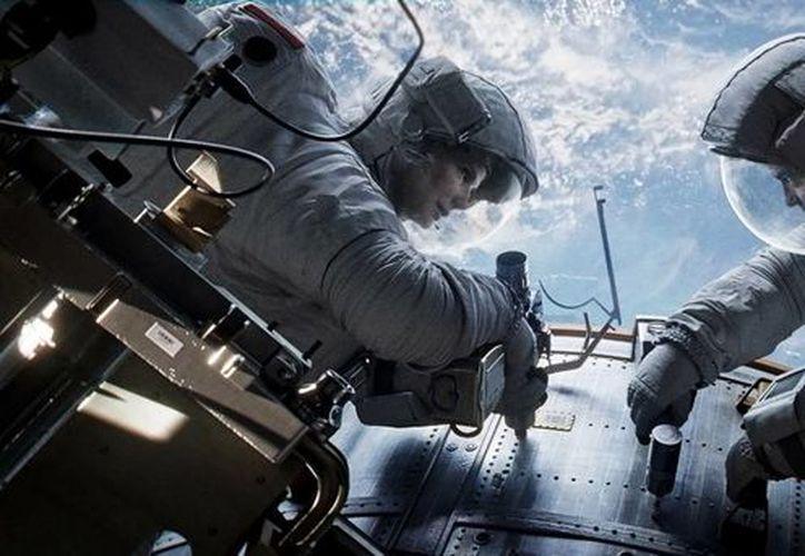 """""""Gravity"""" encabezó la lista de Lafca con cuatro premios. (Agencias)"""