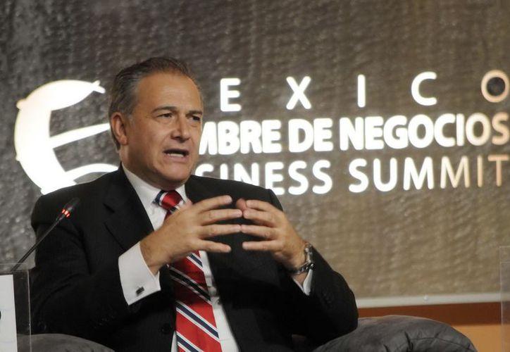 """Naranjo: Peña Nieto  busca un cambio """"inspirado en la sensibilidad por las víctimas"""". (Notimex)"""