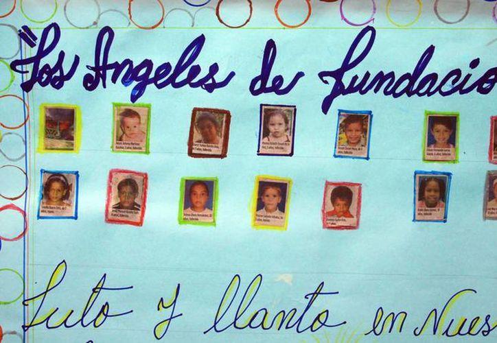 El joven universitario ofreció una disculpa por sus comentarios sobre la tragedia ocurrida el domingo en la comunidad de Fundación, en el norte colombiano. (EFE)
