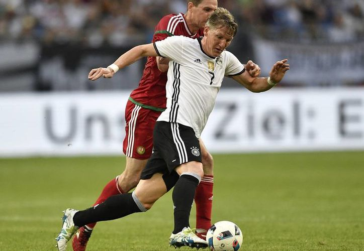 Los alemanes consiguieron una victoria contundente este sábado ante Hungría en duelo amistoso. (AP)