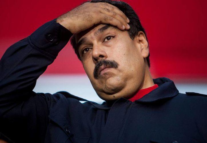 Dos familiares del presidente de Venezuela, Nicolás Maduro, están acusados por tráfico de 800 kilogramos de cocaína hacia Estados Unidos. (EFE)