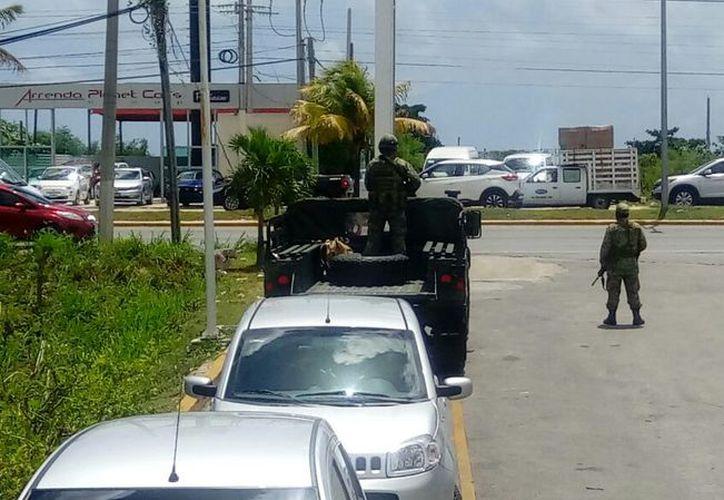 Investigaciones de inteligencia militar señalan que Los Rojos han cometido secuestros en Cancún. (Redacción/SIPSE)