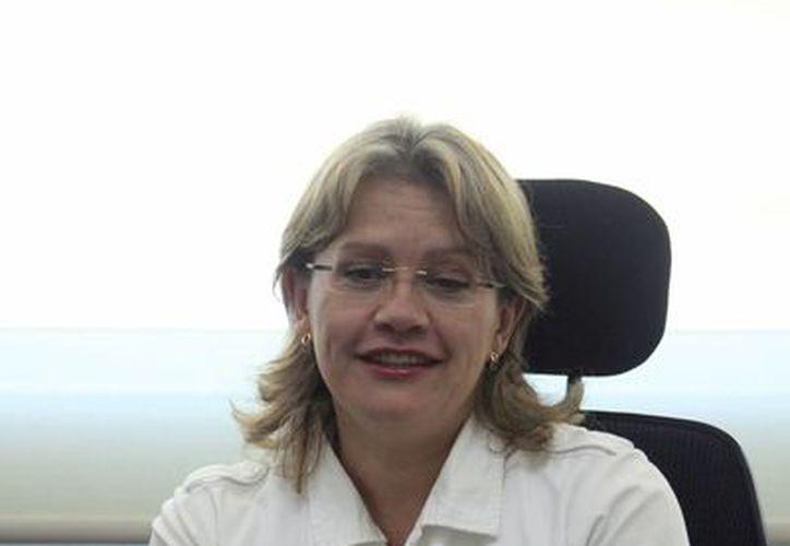 María Macarita Elizondo Gasperín, ex consejera del Instituto Federal Electoral. (Harold Alcocer/SIPSE)