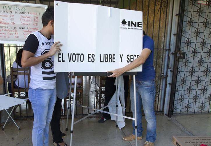 Bastará un dos por ciento de votantes para solicitar la revocación. (Archivo/Novedades Yucatán)