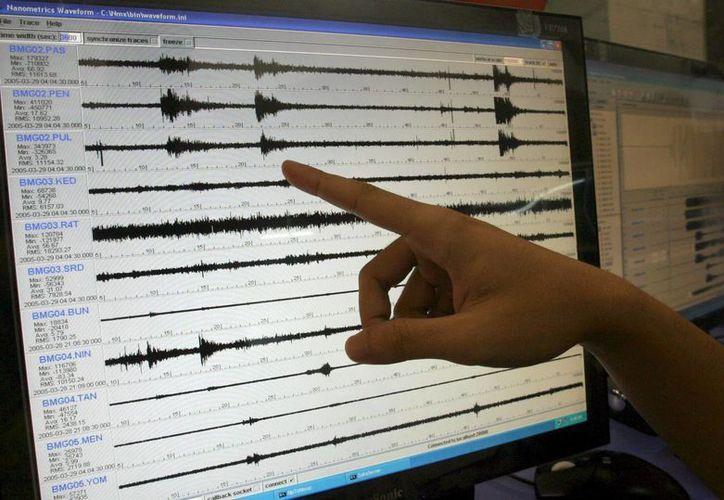 El origen exacto del sismo se produjo en el Océano Pacífico, según un boletín del Instituto Nacional de Sismología, Vulcanología, Meteorología e Hidrología (Insivumeh) y hasta el momento no hay daños. (Archivo/EFE)