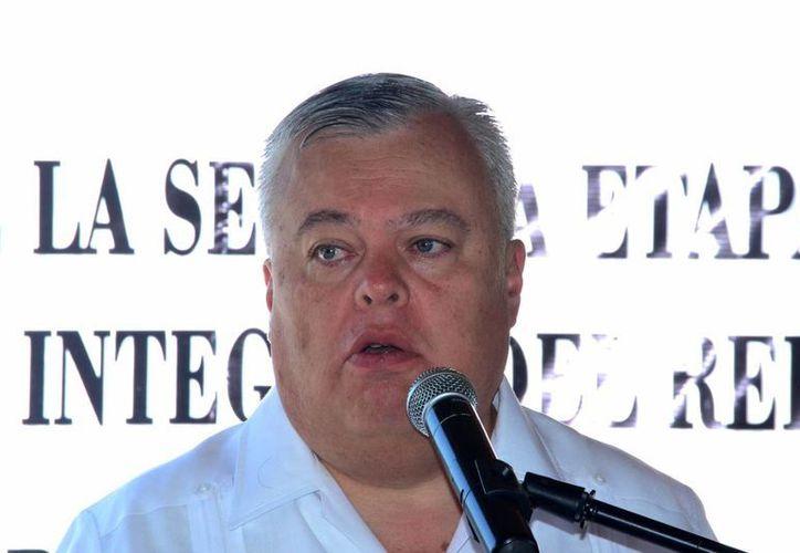 El titular de la Conapesca, Mario Aguilar Sánchez, dijo que se avanzará en el tema de la inspección y vigilancia para contrarrestar el fenómeno de la pesca ilegal. (SIPSE)