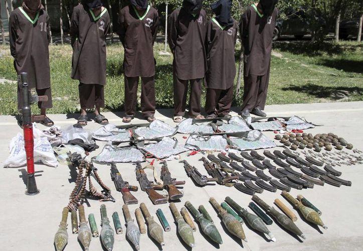 Los talibanes han desatado una ola de atentados y asesinatos en todo el país. (Agencias)