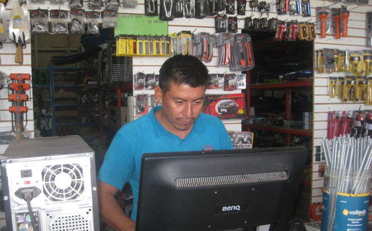 En el año 2014 se beneficiaron a siete negocios; en 2015 a 23, y en 2016, a 74. (Javier Ortiz/SIPSE)