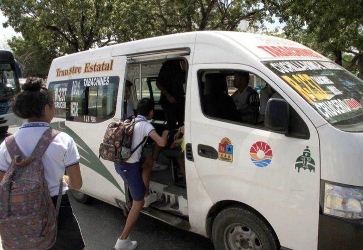 Sintra violenta los derechos de los ciudadanos porque no puede controlar los problemas y los hechos violentos entre taxistas. (Foto: Redacción/SIPSE)