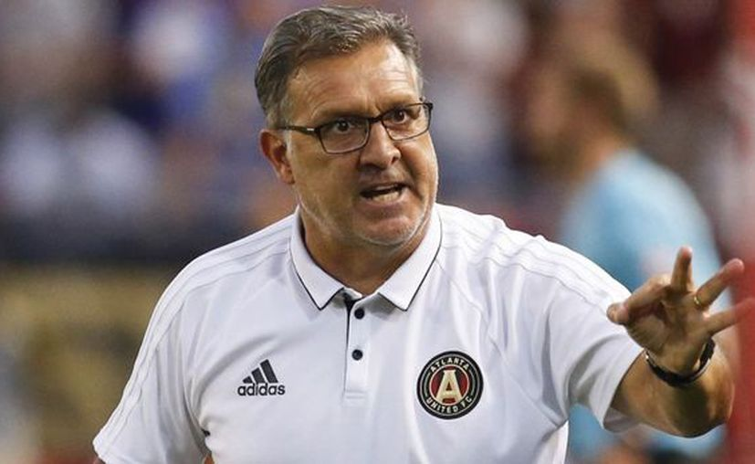 'El Tata' no quiso renovar con el Atlanta United debido a que quería cambiar de aires. (Internet)