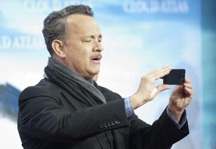 Tom Hanks vuelve al mar a dar cátedra de actuación. (EFE/Archivo)