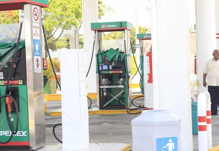 Estas gasolineras han recibido alguna recomendación por parte de la Secretaría de Energía. (Redacción/SIPSE)