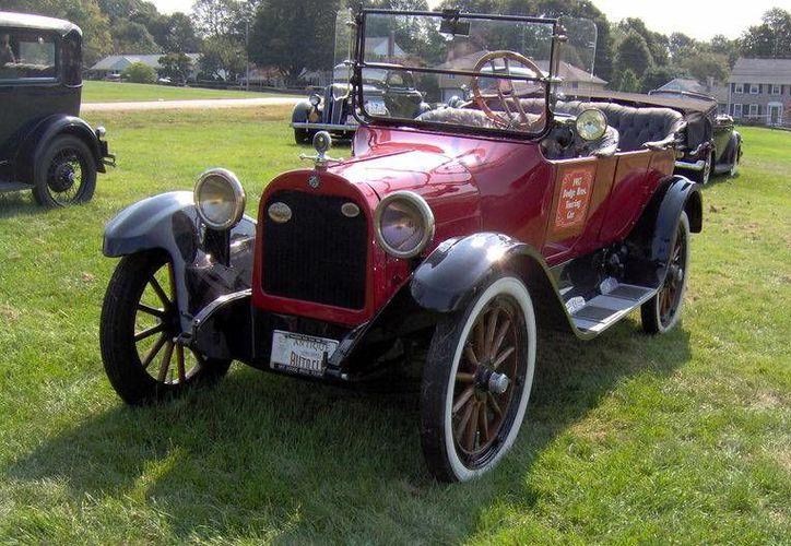 Automóviles que van a participar son desde 1917 hasta 1970. (Foto de Contexto/Internet)