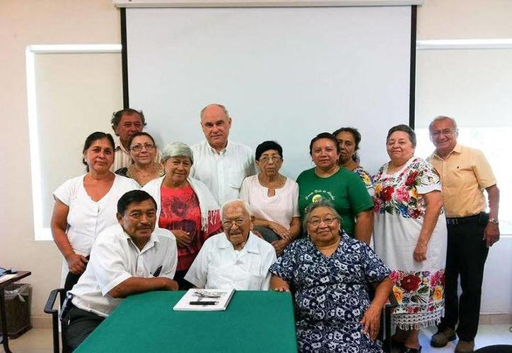 Imagen del equipo de trabajo Cáritas Yucatán. La asociación ha atendido más de 114 mil casos. (Milenio Novedades)