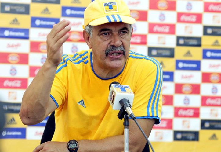 Ricardo Ferretti se encuentra detrás de Ignacio Trelles y Raúl Cárdenas, quienes cuentan con 7 y 6 títulos respectivamente.(Foto tomada de Facebook/Tigres)