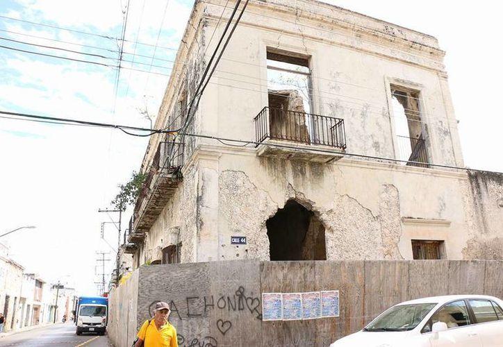 El Ayuntamiento de Mérida ha recaudado en los últimos siete años más de 5.6 millones de pesos por conceptos de multas aplicadas a usuarios de inmuebles y terrenos baldíos. (SIPSE)